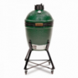 BIG GREEN EGG BARBECUE MEDIUM IN CERAMICA - CM 38 + SUPPORTO