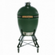 BIG GREEN EGG BARBECUE LARGE IN CERAMICA - CM 46 + SUPPORTO