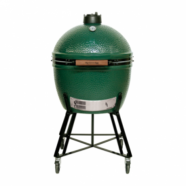 BIG GREEN EGG BARBECUE XLARGE IN CERAMICA - CM 61 + SUPPORTO